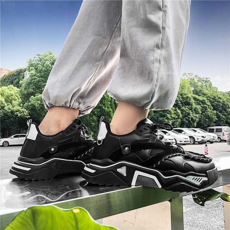 Hommes populaires chaussures décontractées chaussures hommes à lacets Tenis Masculino baskets hommes Krasovki Designer chaussures hommes de haute qualité Zapatillas