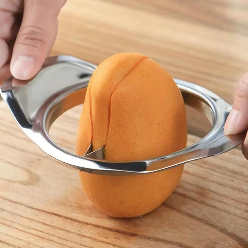 брюки mango mango ma002eweuou5 Fruit Tools Mango Slicer Mango Peel Knife Mango Splitters Vegetable Tools Stainless Steel Mango Cutters Corer Kitchen Peeler