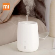 Xiaomi Portable Usb Mini Air Humidifier 120ml Quiet Aroma Mist Maker 7 Light Color Home Office