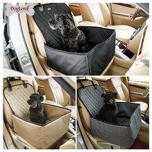 Chien housse de siège de voiture voyage animaux transporteurs pliant hamac sac de transport pour chats chiens transportin perro autostoel hond