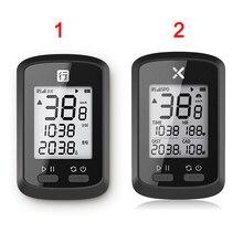 Ordinateur vélo GPS compteur de vitesse sans fil cardiofréquencemètre étanche vtt compteur de vitesse vélo de route ZJ55