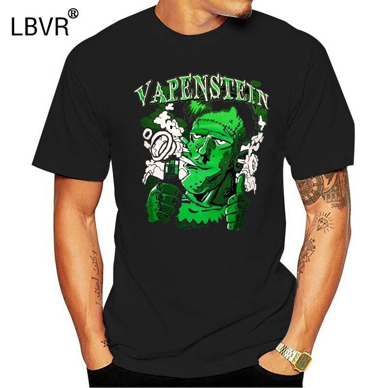 Веселая Футболка Vapenstein Vaper Vaping Dampfer Liquide E-Zigarette