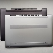 Neue laptop bottom fall basis abdeckung für HP ENVY 15-BP107TX 15-BP102TX 15-Bp keine-gummi füße metall material
