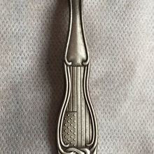 USA JEFFERSON COINS SPOONS