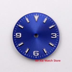 29mm sterile watch Dial fit ETA 2824/2836 2813/3804 Miyota 8200,8215,821A Series movement