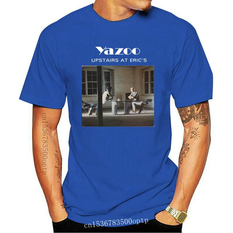Yazoo-Camiseta post punk, nueva ola, synthpop, kraftwek, Shelly moyet