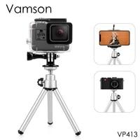 Vamson Mini Scalable Monopod Tripod for Go Pro Accessories For GoPro Hero 7 6 5 4 3  for Sj4000 for Xiaomi for Yi Camera VP413