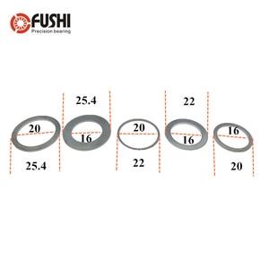 6 шт. режущий диск редуктор кольцо шайба внутреннее отверстие адаптер кольцо сплав режущий кусок редуктор кольцо пильный диск диафрагма изм...