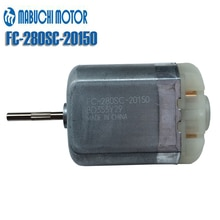 MABUCHI-serrure de porte électrique   Actionneur de serrure de porte de voiture, moteur 280 Micro 12V cc, moteur de réparation de rétroviseur de voiture