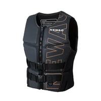 2021 adult life jacket jackets men women vest kayka life vest fishing vest professional buoyancy vest water sports