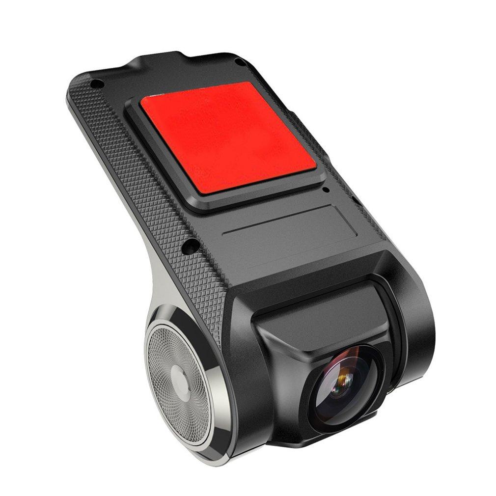 Автомобильный видеорегистратор U2Adas, 1080P, с ночным видением