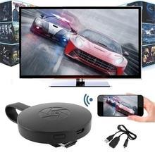 Pantalla Wifi adaptador Mirascreen Digital HDMI Media Video Streamer TV Stick Dongle de TV inteligente WiFi inalámbrico Dongle pantalla