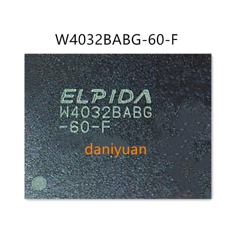 W4032BABG-60-F W4032BABG-50-F BGA 100% Neue original