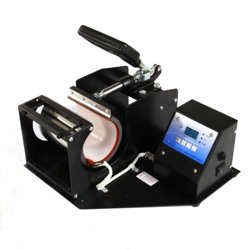 معدات نقل درجة الحرارة 220 فولت كوب من السيراميك كوب مفرغ حقيبة ظهر ريتيكول بانوراما بوزل ماكينة ضغط حراري