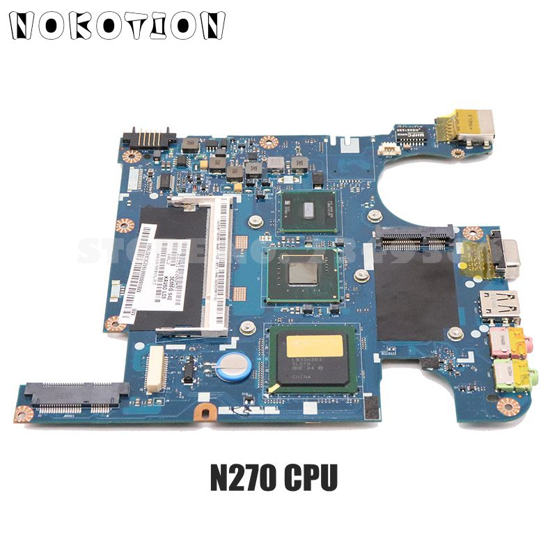 NOKOTION-placa base para ordenador portátil Acer aspire One D250, MBS6806002 MB.S6806.002, LA-5141P,...