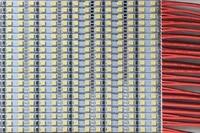 100pcs 50cm 4mm super bright hard rigid bar light dc12v 36leds 60leds 0 5mpcs smd 2835 aluminum alloy led strip light white