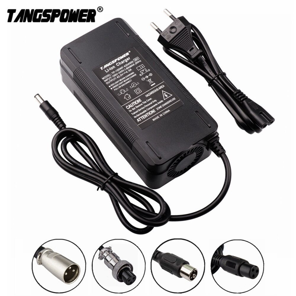 36V 4A Electric Bike Lithium Battery Charger for 42V 4A Xiaomi M365 pro Electric Scooter Charger Hig