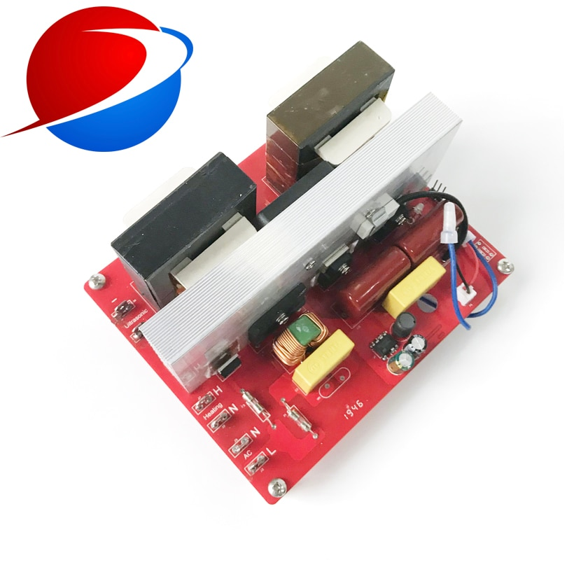 500W Ultrasonic PCB generator circuit 20khz/25khz/28KHZ/30khz/33khz/40KHZ  cleaning machine and Dishwashing