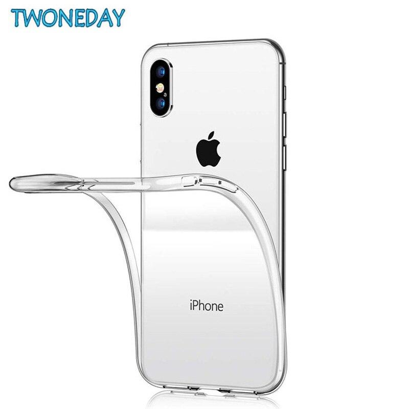 Мягкий прозрачный чехол для Iphone 11 Pro Max SE 5S 5 5C 6 6S Plus 7 7S 8 Plus 4S 4 Ipod Touch 6 5