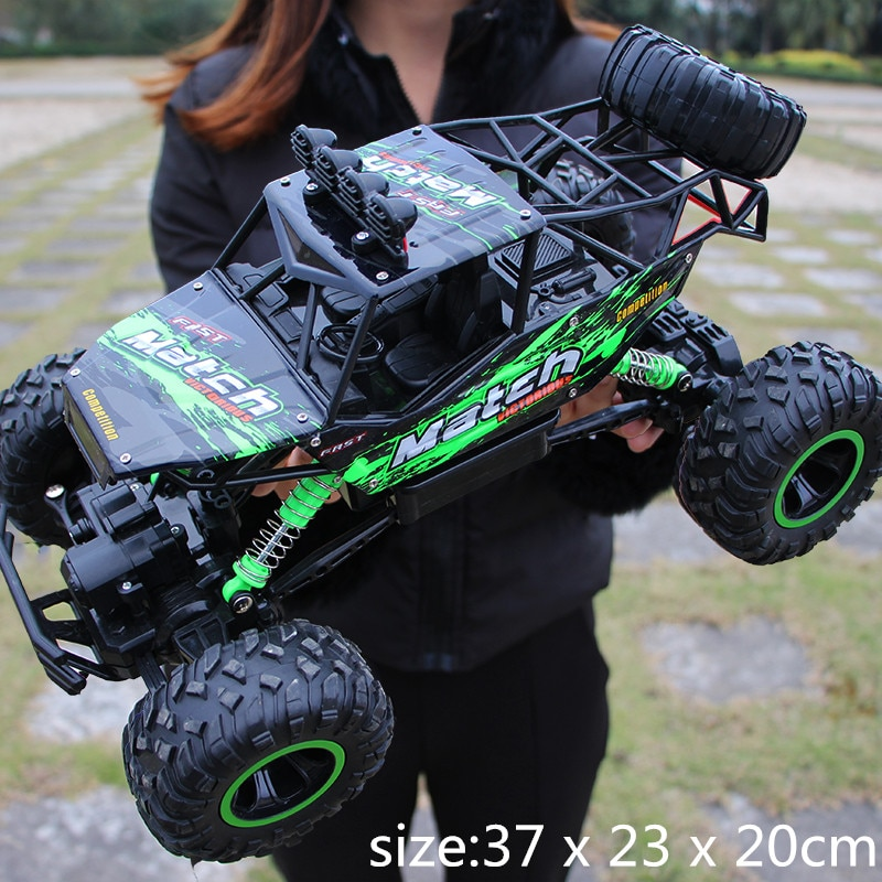 1:12 4WD RC Car Updated Version 2.4G Radio Control RC Car Toys Buggy 2020 High speed Trucks Off-Road Trucks Toys for Children enlarge