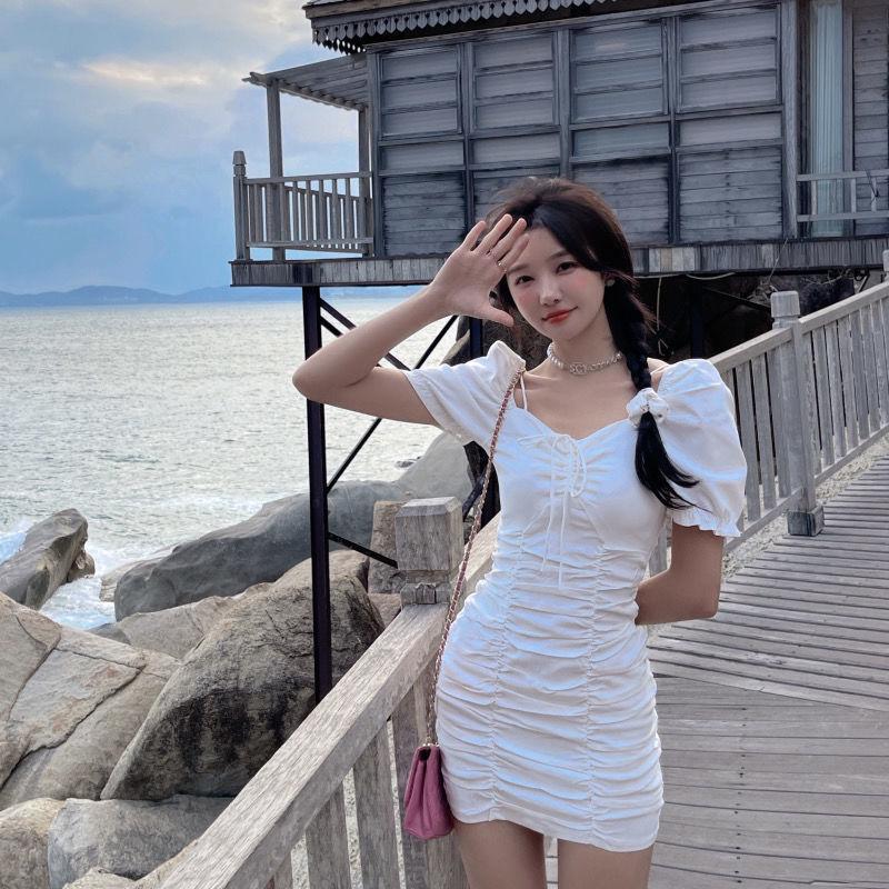 Клубная элегантная женская одежда с открытой спиной, платья, летнее женское короткое платье, соблазнительное вечернее облегающее платье с ...