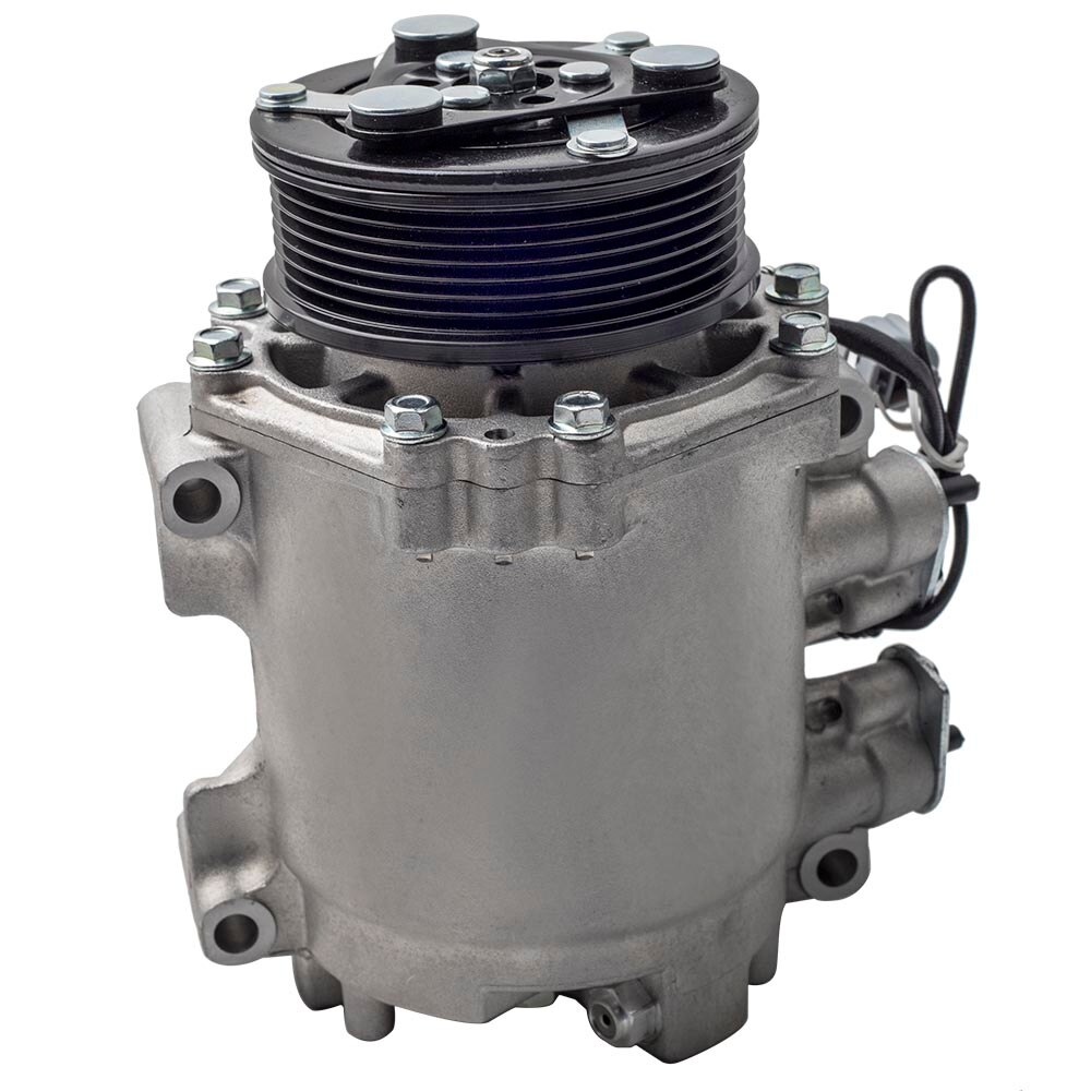 Compresor de aire acondicionado Con AC para Honda Accord CM 2.4L 4cyl gasolina para Honda CR-V RD 2.4L gasolina K24A1 2001-2006