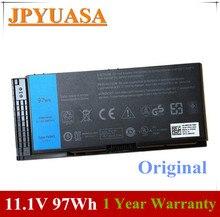 7XINbox 11.1V 97wh Dorigine FV993 FJJ4W PG6RC R7PND OTN1K5 batterie dordinateur portable Pour DELL Precision M6600 M6700 M6800 M4800 M4600 M4700