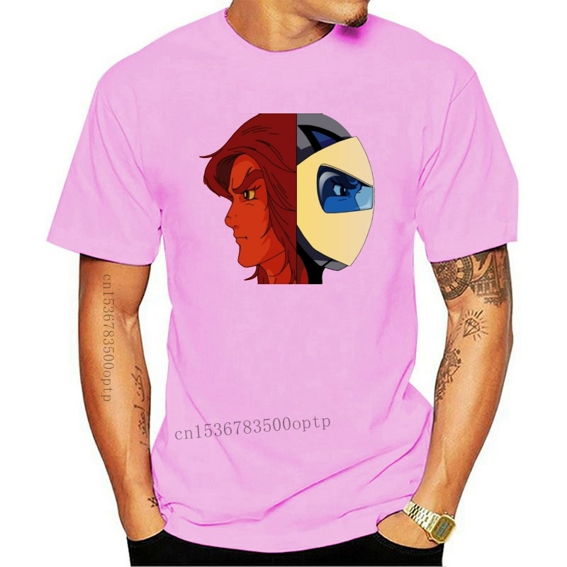 Actarus goldrake t-camisa masculina presentes de aniversário manga curta engraçado t o pescoço 100% algodão roupas humor t camisa