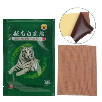 8pcs Tiger Balm Medical Patch Drug Plasters For Joint Pain Neck sparadra Knee Joint Patch Pain Relieving