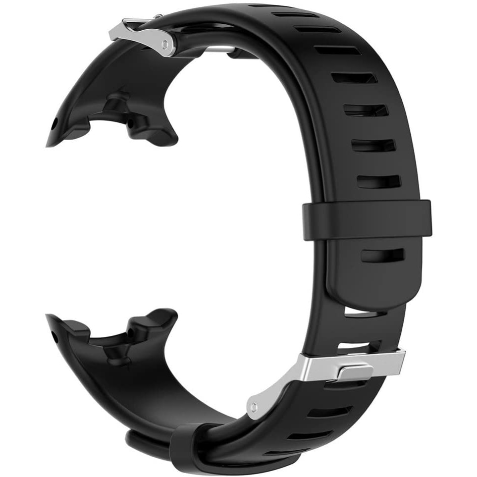 watchband for suunto 9 peak suunto 3 watch strap band soft silicone wristband bracelet replace accessories Silicone Watchband Strap for SUUNTO D4 D4i NOVO diving watch Band Smart Bracelet Wristband Sport Replacement