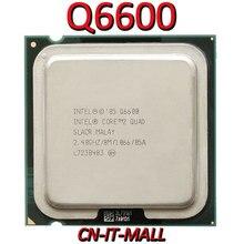 Processeur Intel Core Q6600 2.4G 8M 4 cœurs 4 fils LGA775