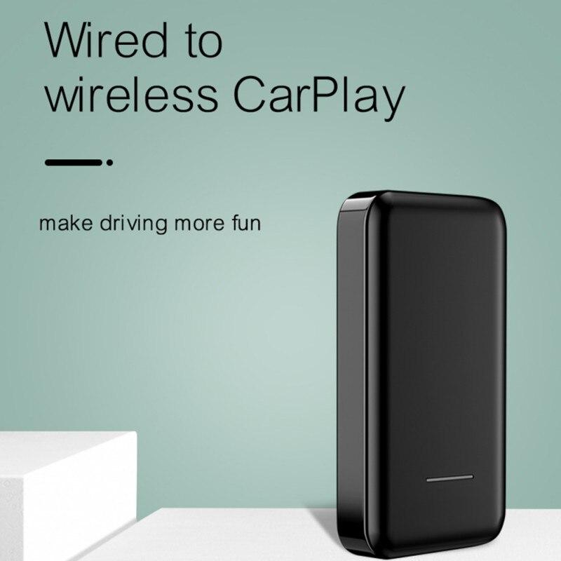 Carlinkit para Apple Carplay sem Fio para Audi Adaptador sem Fio Carplay Ativador Porsche Volvo Auto Conectar Mais Novo wv