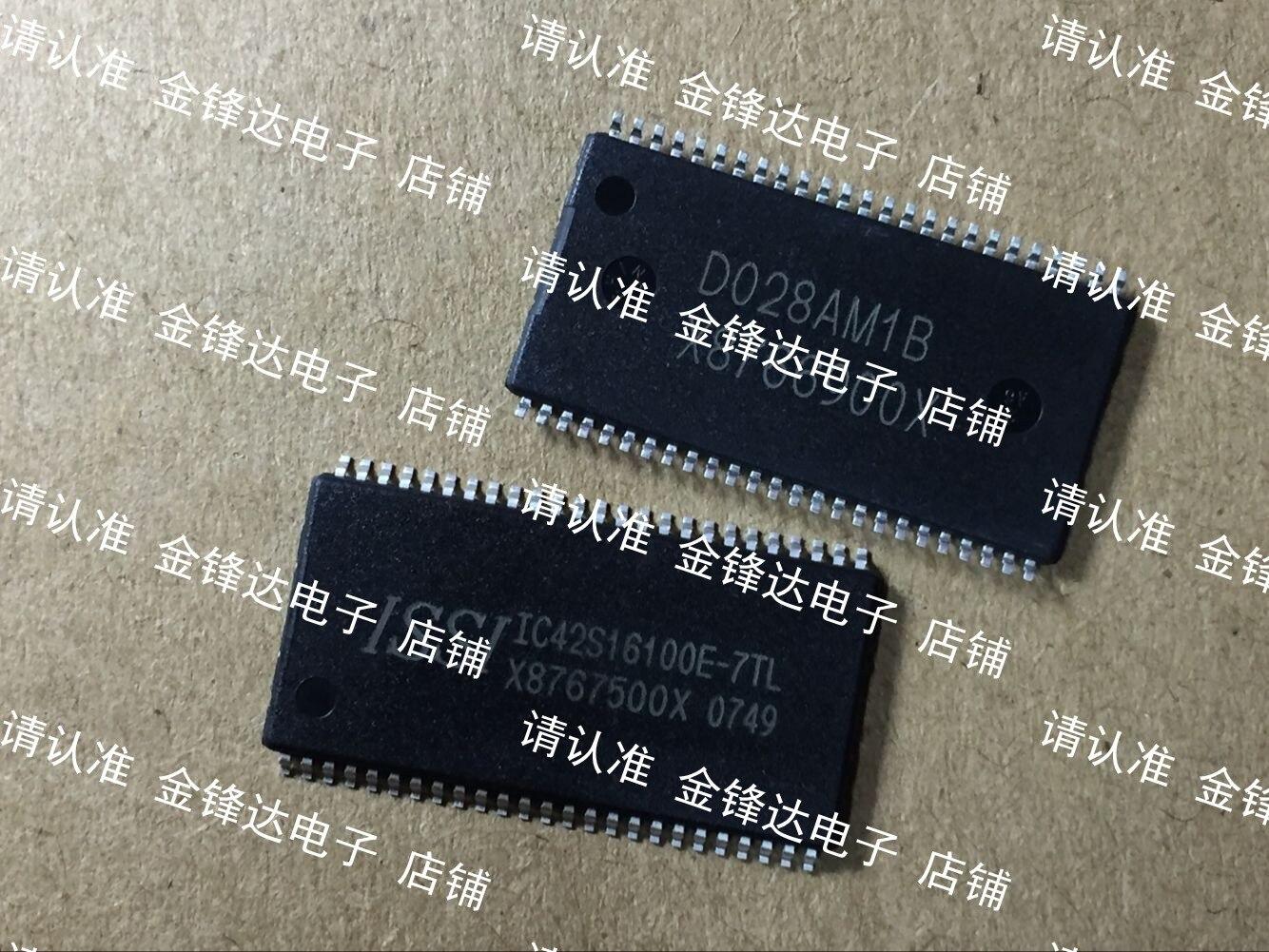 IC42S16100E-6TL /F-7TL /H-6TL /C1-7TL / -7TG