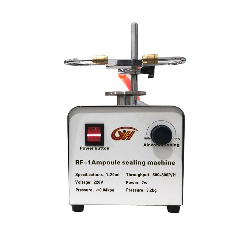 RF-1 vaccine Bottle Ampoule Sealing Machine