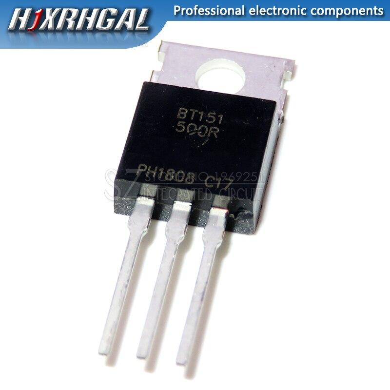 1 Uds BT151-500R BT151-500-220 TO220 BT151