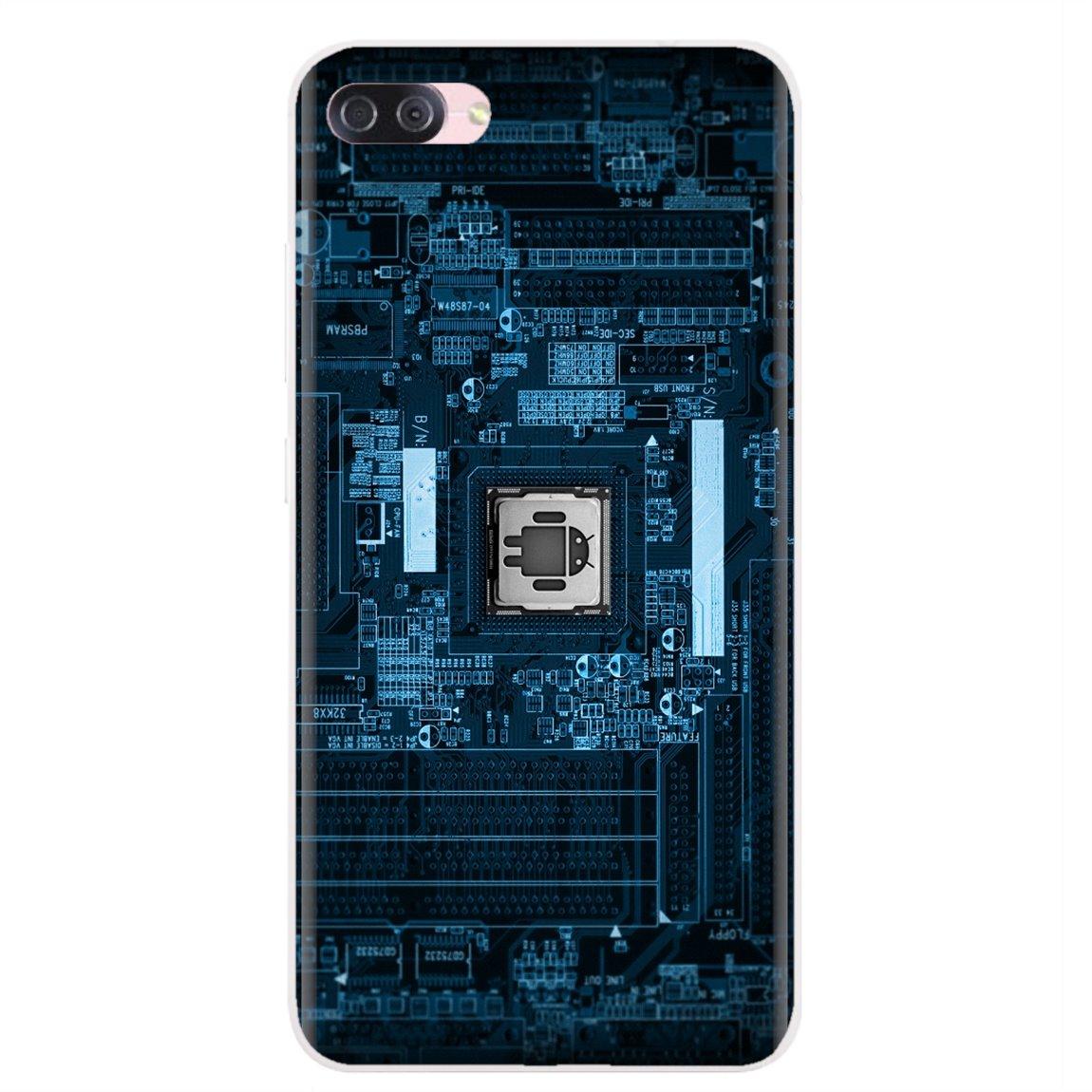 Para Xiaomi mi A1 A2 A3 5X6X8 9t Lite SE Pro mi Max MIX 1 2 3 2S buena funda de silicona para teléfono inteligente