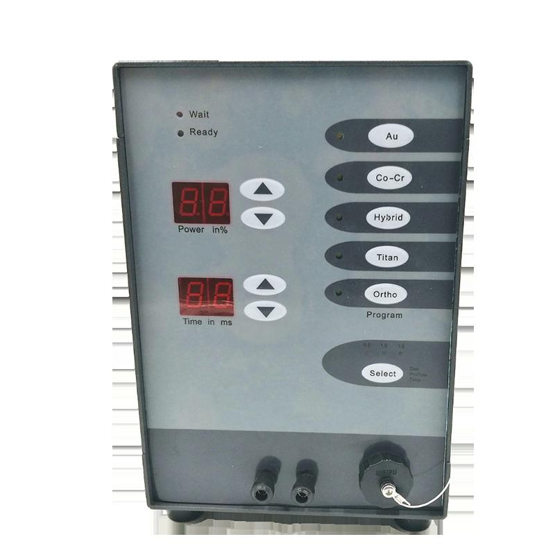 Stainless steel automatic spot welding laser welding machine numerical control pulse Arc Argon welding machine ornament spot wel enlarge