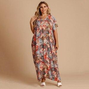 African Dresses For Women Muslim Fashion Abaya 2021 New Fashion Dress For Lady Elegant Oversized Dress Africa Long Maxi Dresses