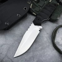tactical folding knife d2 steel blade g10 handle combat pocket knives outdoor camping knifes edc multi tools with k sheath