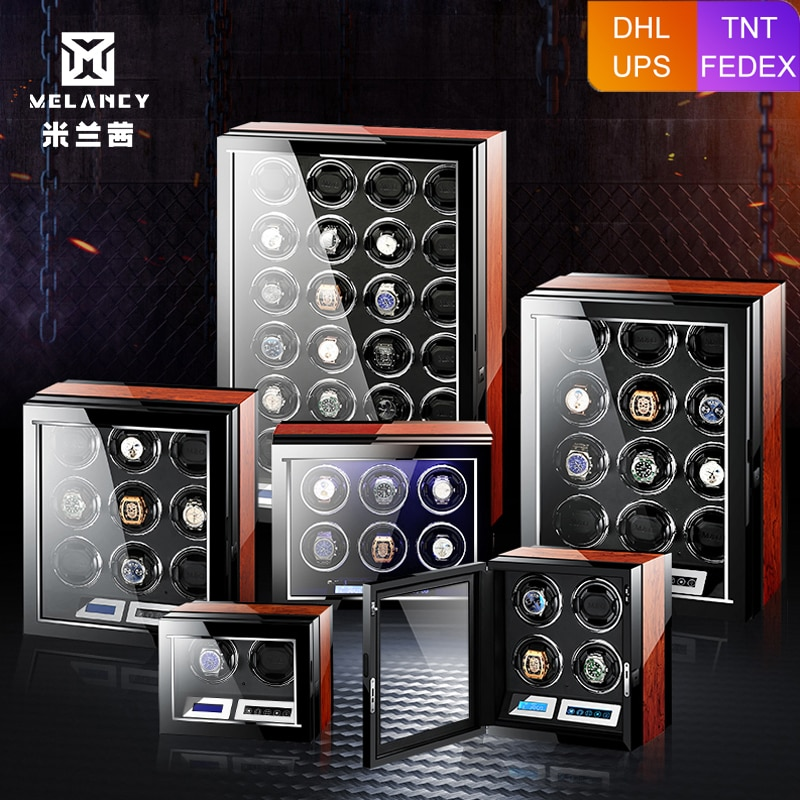 melancy-high-quality-watch-winder-for-automatic-2-4-6-9-12-24-slot-watches-with-mabuchi-motor-lcd-touch-screen-wooden-watch-box