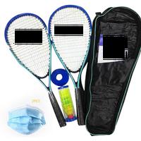 Badminton Original Speed Badminton Crossminton Speedminton All Round Badminton Set Squash