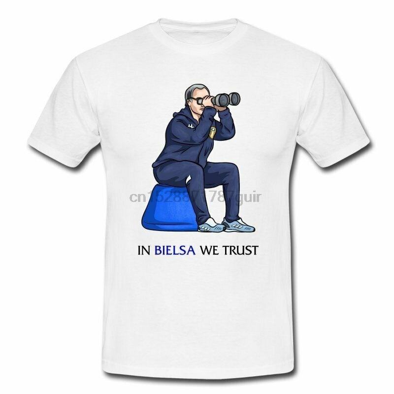 Leeds United camiseta en Bielsa podemos confiar en Spygate Lufc Utd Marcelo El Loco Elland