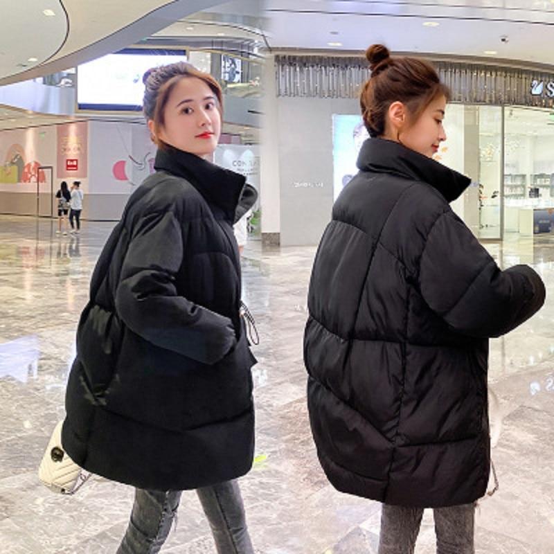 Winter Women Down Jacket Bread Design Coats Outerwear Maternity Warm Clothing Parkas Casual Female  Fashion Pregnancy enlarge
