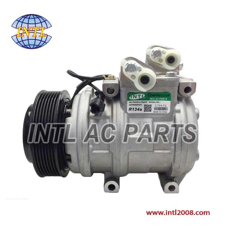 10PA17C ac compressor for Kia Sorento 2.5 CRDi 97701-3E050 16250-23500 977013E050 1625023500 97701-3E000 97701-3E100 97701-3E110