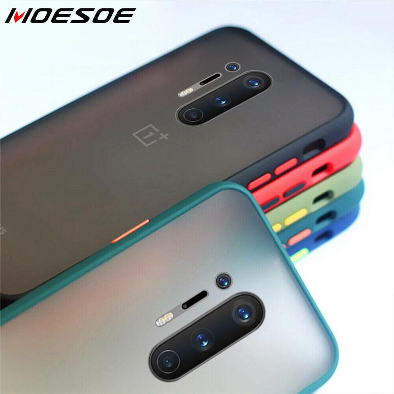 oneplus 7 pro case smart mirror flip case for one plus 6t 7 protective cover on one plus 7 clear view stand case for one plus 6t Mint Hybrid Simple Matte Bumper Phone Case For One Plus 7 8 Pro 8T 6T 7T 8 Nord Z Soft TPU Silicone Clear Cover Case For OnePlus
