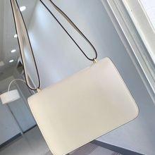 Luxury handbag ladies bag, imported leather, elegant high quality messenger bag women's handbags bra
