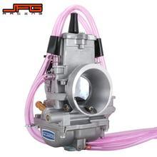Carburateur universel pour Keihin UTV ATV KTM 250CC Shift Karts 2T Racing   Moto pour PWM 34 36 38 40 42MM