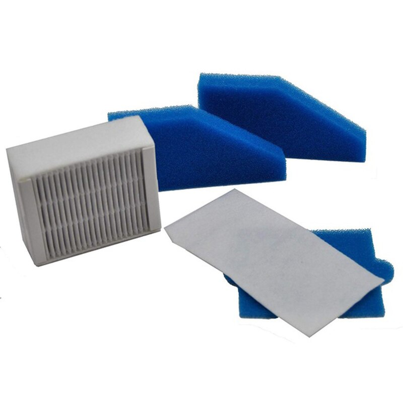 For Thomas Foam Filter Blue White For Aqua + Multi Clean X8 Parque Accessory Kit