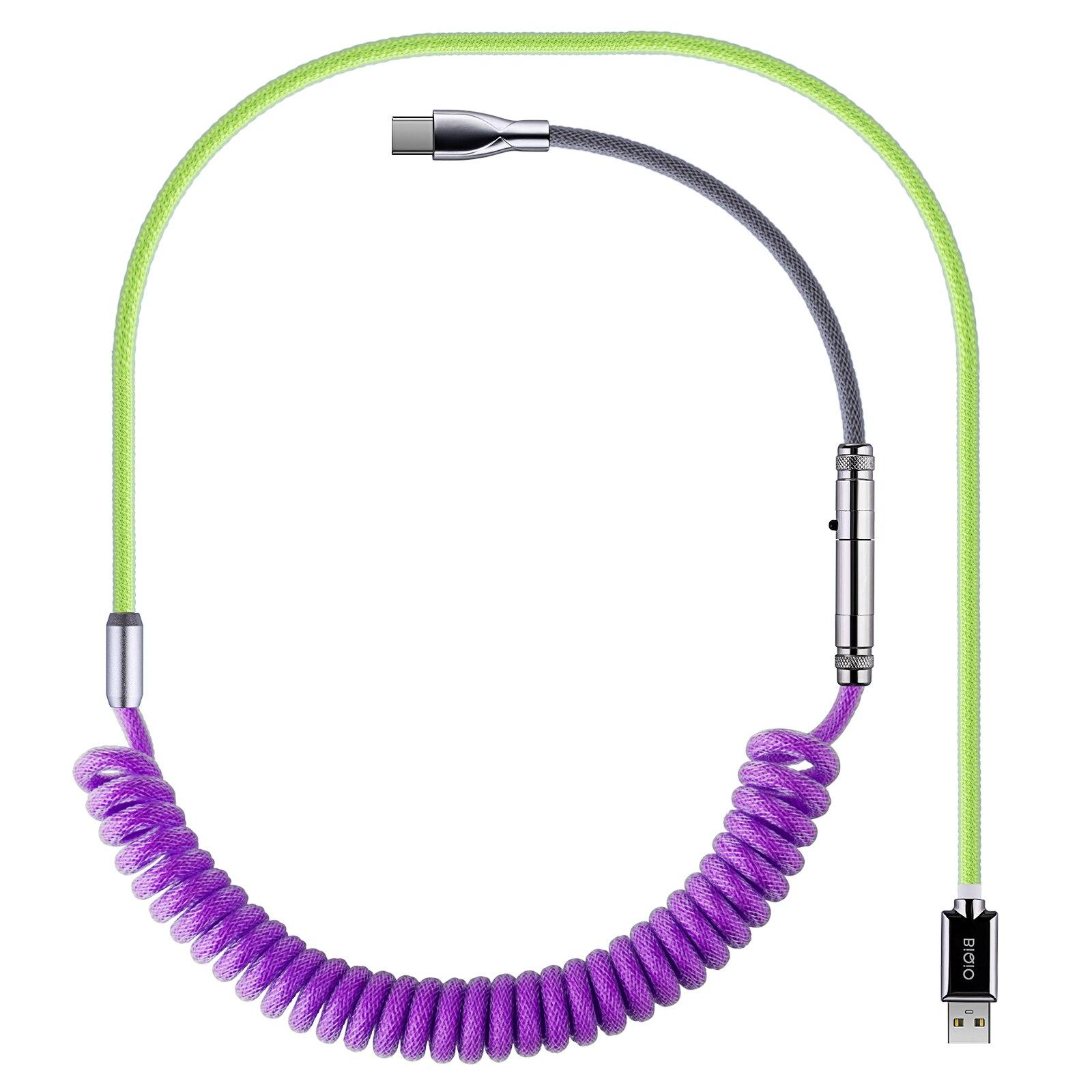 Cable USB tipo C personalizado, hecho a mano, con conector XRL, para...