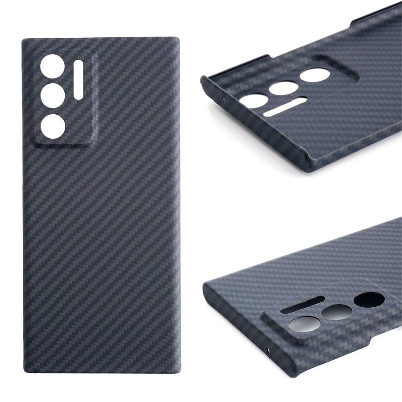 ENMOV глянцевый легкий Чехол из настоящего углеродного волокна для Samsung Galaxy Note20 ультра углеродное волокно ударопрочный Note 20 чехол матовый чер...